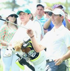Niall at the masters in Augusta Georgia April 8,2015