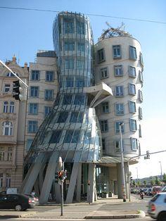 Dancing Building (Praga, República Checa)