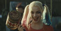 Movie Suicide Squad  Harley Quinn Margot Robbie Wallpaper