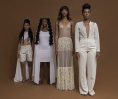 The Colored Girl Campaign Celebrates the Beauty of Brown Skin With a Stunning Editorial - COLOURES   Celebrating Beauty of All Shapes and Shades