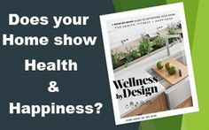 If your Home isn't Healthy and Happy, find out why. Baths Interior, Design Consultant, Kitchens, Designers, House Design, Interior Design, Healthy, Happy, Nest Design