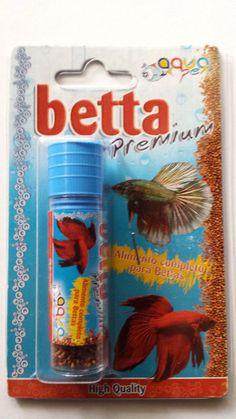 Betta Premium Dried Fish Food * Pet Supplies * Granulate High Quality Aquaria