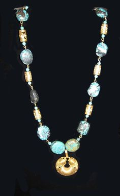 31 TURQOISE WITH PENDANT- CALL TO ORDER 214 748-4108