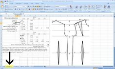 Free Pattern Drafting Calculator for Your Measurements.- Free Pattern Drafting Calculator for Your Measurements. Free Pattern Drafting Calculator for Your Measurements. Sewing Basics, Sewing Hacks, Sewing Tutorials, Sewing Projects, Dress Tutorials, Coat Patterns, Dress Sewing Patterns, Skirt Patterns, Blouse Patterns