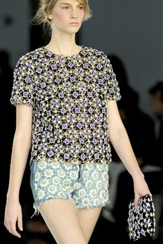 Christopher Kane   Spring 2012 Ready-to-Wear Collection   Style.com