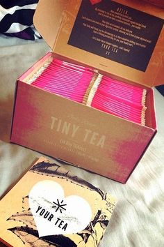 Tiny Tea by @yourtea is amazing for healthy weight loss, bloating, digestion, skin, mood and more!