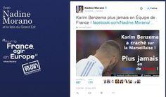 Insane Football: Una eurodiputada francesa pide el veto a Benzema c...