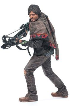 The Walking Dead Actionfigur Daryl Dixon 25 cm