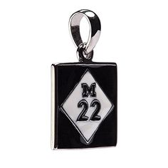 Michigan M22 Bead Charm - Fits Pandora & Others by Stone Armory -- Awesome products selected by Anna Churchill