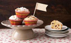 Marzipanstollen-Muffins | Sanella