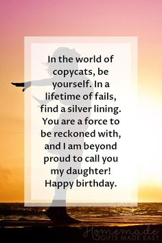 Happy Birthday Wishes for Daughters - Best Messages & Quotes Birthdays birthday wishes for daughter Happy Birthday Daughter Wishes, Funny Happy Birthday Messages, Happy Birthday Typography, Happy Birthday Best Friend, Birthday Poems, Happy Birthday Wishes Cards, Happy Birthday Quotes, Happy Birthday Images, Happy Birthdays