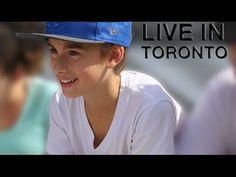 JOHNNY ORLANDO LIVE IN TORONTO