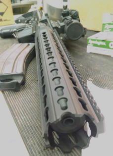 ATT-Tactical_TAC-4_300BLK Shotgun, Shotguns