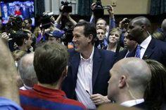 Photo #67 #prezpix #prezpixrs election 2012 candidate: Rick Santorum publication: Los Angeles Times LA Times photographer: Matt Rourke AP publication date: 3/20/12