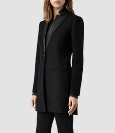 Lorie coat by All Saints