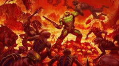 Universal Pictures is Developing a New Film Adaptation of DOOM!