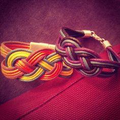 Bracelets noeud marin!