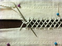 Each month I'm presenting a new tutorial on a medieval skill from various types of textile-related crafts. The purpose is two-fold. First...