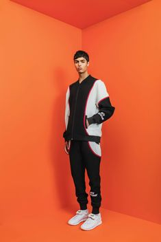 """Atelier New Regime's """"Play to Win"""" Collection Celebrates the Underdog in Us All: Strong sportswear vibes. The Underdogs, Victorious, Sportswear, Normcore, Play, Celebrities, Collection, Fashion, Atelier"""