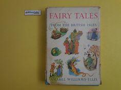 J 5200 LIBRO FIABE DALLE ISOLE BRITANNICHE DI AMABEL WILLIAMS ELLIS - http://www.okaffarefattofrascati.com/?product=j-5200-libro-fiabe-dalle-isole-britanniche-di-amabel-williams-ellis