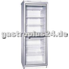 Außenmaße (BxTxH): 600 x 600 x 1730 mm Temperaturbereich: +2°C bis +12°C Bruttoinhalt: 350 l 2 Glastüren Anschlusswert: 230 V, 230 W Au  ß  enmaterial:...