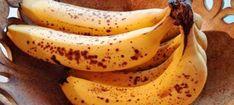 Mira lo que pasa en tu cuerpo cuando comes BANANAS con MANCHAS OSCURAS