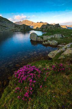 Photograph sunset in the Carapathians, Romania, www.romaniasfriends.com by Lazar Ovidiu on 500px