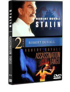 Amazon.com: Stalin / Assassination Tango (Robert Duvall): Robert Duvall, Julia Ormond, Luciana Pedraza, Rubén Blades, Ivan Passer: Movies &...