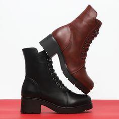 Ghete Leonor Combat Boots, Wedges, Adidas, Shoes, Design, Fashion, Moda, Zapatos, Shoes Outlet
