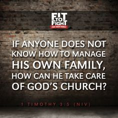 Each week of the Fit to Fight series Oak Hills Church is challenging families to memorize a verse and share that verse with another family.