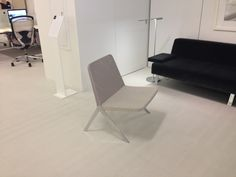 Teknion Keel Lounge//Saw these at NeoCon. Drooled.