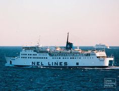 Greek Coastal Shipping 1945-1995 | Special Sections - Greek Shipping Miracle