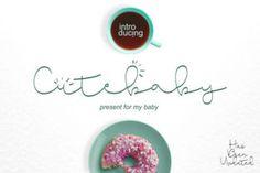 Cute Baby - Creative Fabrica
