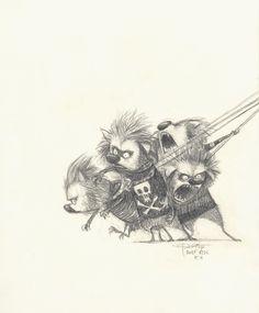 Carter Goodrich para o filme Hotel Transylvania Character Design Animation, 3d Character, The New Yorker, Hotel Transylvania 2012, Illustrations, Illustration Art, 1 Peter, 1 John, Shrek