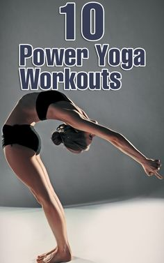 Top 10 #PowerYoga #Workouts ♥♥♥ Want A Sexy Yogi Body? We Can Help! ►► www.SexyYogaSchool.com ♥♥♥