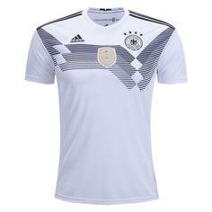 adidas Kids 2018 Germany Home Jersey White Black Germany Players 2d00f32e97914