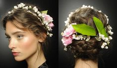 Wedding inspiration Hair style by D&G.