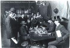 Earp Deals, Wyatt Earp, Doc Holliday, January 1881, Faro Tables, Faro Concession, Arizona January, Historical Museums, Oriental Saloon