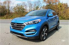 2016 Hyundai Tucson, Affordable Compact SUV with 2 Rows