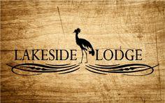 Change bird to tree. Underlining to a river or similar Lakeside Lodge, Veterinarians, Best Logo Design, Dream Big, Creative Business, Change, River, Bird, Logos