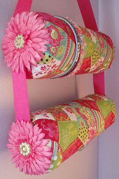 Custom Designed Double Headband Holder by EverlastingsBySue