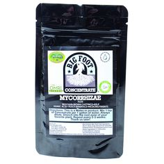 Big Foot Concentrate brings biochar and soil-dwelling mycorrhizaethese together along with supportive ingredients to assist plants' growth, improve the soil