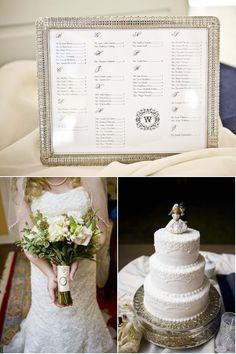 The Winfield Inn Wedding by Addison Studios | Style Me Pretty