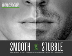 Smooth vs Stubble