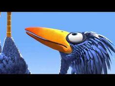 ▶ Pixar For the Birds - YouTube