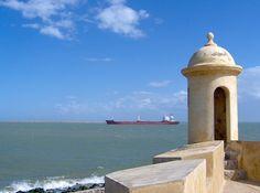 Castillo de Isla de San Carlos, edo. Zulia