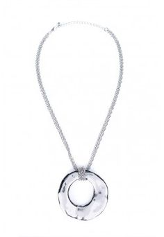 Type 4 Single Ripple Necklace
