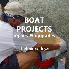 We've learned a lot about boat repairs and upgrades while cruising over 10,000 miles in two different boats. Passing on what we've learned . . .