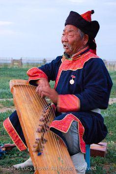 Mongolian yatga