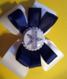 Dallas Cowboys Bow